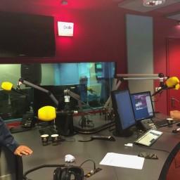 Afleveringplaatje van S2 E00 100 Jaar Radio - Harm en Arjan over hun eigen radio avonturen en de plannen voor deze serie