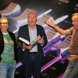 Afleveringplaatje van S1 E55 De Dik Voormekaar Show - met André van Duin & Ferry de Groot [Special]