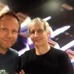 Afleveringplaatje van S1 E54 Techniek Studio's en Zingende radio dj's [Special] - met Sybrand Verwer