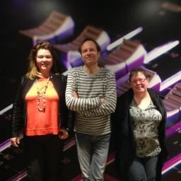 Afleveringplaatje van S1 E29 50 Jaar 3FM - Angelique Stein en Mirjam Verhoef [1990]
