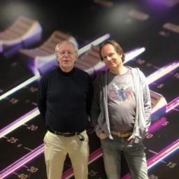 Afleveringplaatje van S1 E21 50 Jaar 3FM - Tom Blomberg [1986]