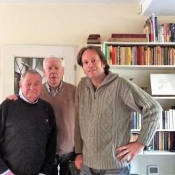 Afleveringplaatje van S1 E01 50 jaar 3FM - Herman Stok en Skip Voogd [1965]