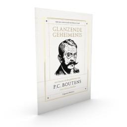 Afleveringplaatje van Glanzende geheimenis I - De glans van P. C. Boutens