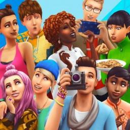 Afleveringplaatje van Gamersnet Fanzone #26 | De Sims