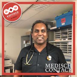 Afleveringplaatje van Cardioloog - Dr. Navin Bindraban