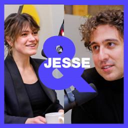 Afleveringplaatje van Wat je moet weten over de Amerikaanse verkiezingen   Jesse& Madeleijn van den Nieuwenhuizen @Zeikschrift   #8