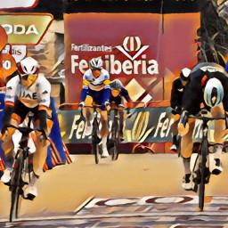 Afleveringplaatje van Jasper Philipsen wint in Puebla de Sanabria - en we zijn bijna in Madrid!