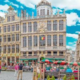 Afleveringplaatje van NieuwNieuws van de dag   07-10-2020 - Brussel gaat op slot