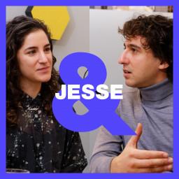 Afleveringplaatje van 'Architectuur heeft een enorme impact op ons leven'   Jesse& Arna Mačkić   #9