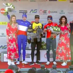 Afleveringplaatje van Etappe 1: De Grote Voorbeschouwing (& Groenewegen wint Kuurne)