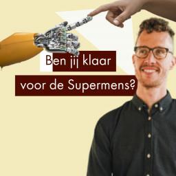 Afleveringplaatje van De Supermens komt eraan! (met Peter Joosten)