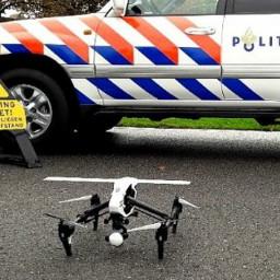 Afleveringplaatje van NieuwNieuws van de dag | 16-11-2020 - Meer drones voor politie