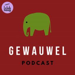 Afleveringplaatje van #12 - Gewauwel met Daan van der Hoeven