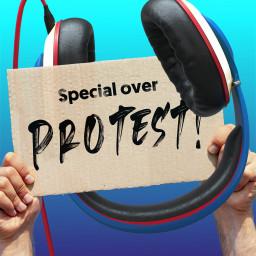 Afleveringplaatje van SPECIAL: Protest