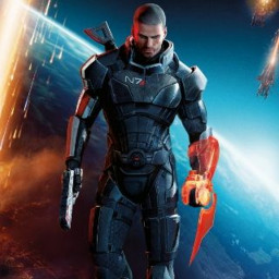 Afleveringplaatje van Gamersnet Fanzone #30 | Mass Effect