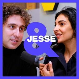 Afleveringplaatje van 'Wat je hebt bepaalt niet wie je bent' | Jesse& Anna Nooshin | #10