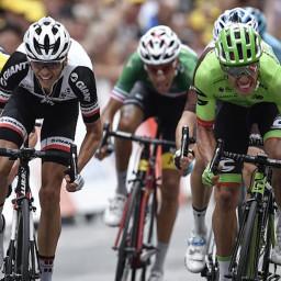 Afleveringplaatje van Etappe 9: Barguil juicht, Uran wint, Porte huilt