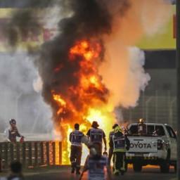 Afleveringplaatje van NieuwNieuws van de dag | 29-11-2020 - Vlammen in Bahrain en op Urk