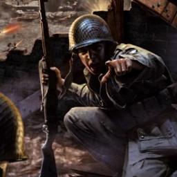 Afleveringplaatje van Gamersnet Fanzone #32 | Call of Duty #1
