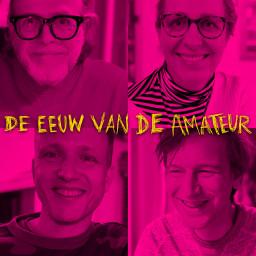 Afleveringplaatje van Bravoure en onzekerheid - met Aaf Brandt Corstius en Marc-Marie Huijbregts