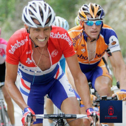 Afleveringplaatje van Rustdag Special: oud-wielrenner Michael Boogerd