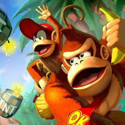 Afleveringplaatje van Gamersnet Fanzone #33 | Donkey Kong (Country)