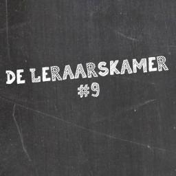 Afleveringplaatje van #48 | De Leraarskamer #9