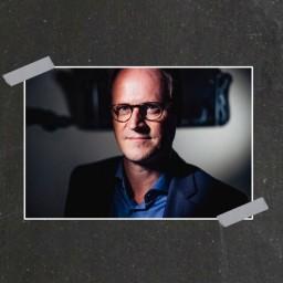 Afleveringplaatje van #45   Patrick Loobuyck over levensbeschouwing in het onderwijs