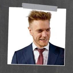 Afleveringplaatje van   Johan Lievens over de vrijheid van onderwijs