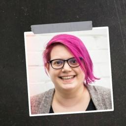 Afleveringplaatje van   Karen Mouws over digitale creativiteit