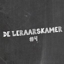 Afleveringplaatje van #24 | De Leraarskamer #4