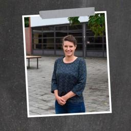 Afleveringplaatje van #20 | Directeur Debbie Goudriaan