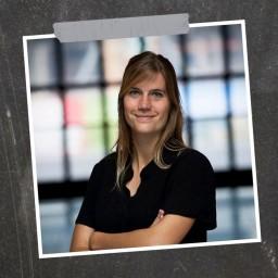 Afleveringplaatje van #16 | Barbara Moens over 'De Nieuwe Schoolstrijd'