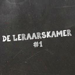 Afleveringplaatje van #15 - De Leraarskamer #1