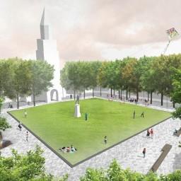 Afleveringplaatje van Aflevering 30, het De Coninckplein en de zomer #vanRSL