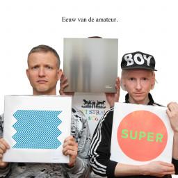 Afleveringplaatje van Nog lang niet alles over de Pet Shop Boys