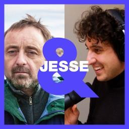 Afleveringplaatje van De waarde van natuur   Jesse& fotograaf Frans Lanting   #13