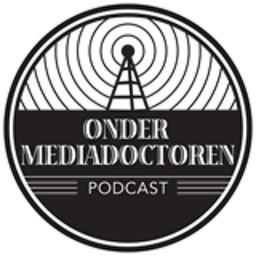 Afleveringplaatje van Onder Mediadoctoren 16 - Eetmedia