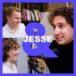 Afleveringplaatje van 'Geef jongeren een toekomst' | Jesse& De Jonge Klimaatbeweging en Youth For Climate | #14