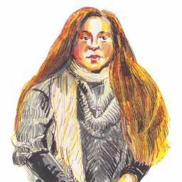 Afleveringplaatje van Op witte kousenvoeten stapt Jill