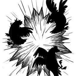 Afleveringplaatje van Op papier: Jurgen, de grafrover op het autokerkhof