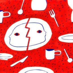 Afleveringplaatje van Het gebroken bord van Cathelijne