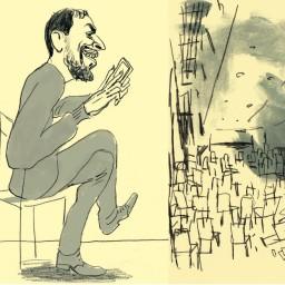 Afleveringplaatje van De twitterterrorist in Mohamed Ouaamari