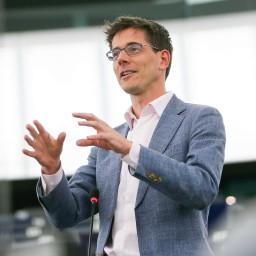 Afleveringplaatje van Het belang van Europese solidariteit in de coronacrisis
