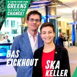 Afleveringplaatje van De Europese campagne is begonnen (in Brussel dan)