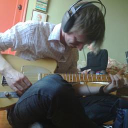 Afleveringplaatje van Jeff Buckley overleed 20 jaar geleden, en ik speelde op zijn gitaar