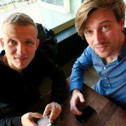 Afleveringplaatje van Botte & Ype - Hadden we dat internet maar nooit uitgevonden, met Joost de Vries