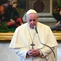 Afleveringplaatje van NieuwNieuws van de dag | 31-01-2021 - Paus Franciscus is een snoepert