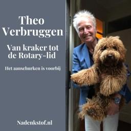 Afleveringplaatje van Theo Verbruggen: Van kraker tot de Rotary