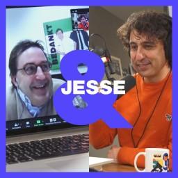 Afleveringplaatje van Bij ieder mens hoort een verhaal   Jesse& Diederik Gommers   #15
